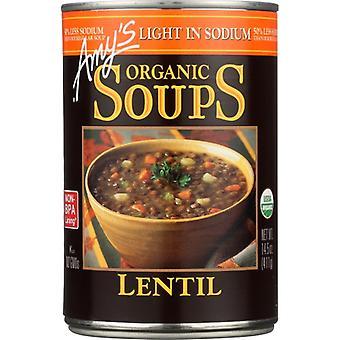 Amys Soup Lentil Gf Ls, Case of 12 X 14.5 Oz