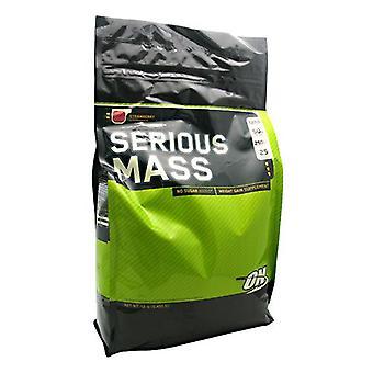Optimal näring Allvarlig Massa, Jordgubbe 12.0 lb