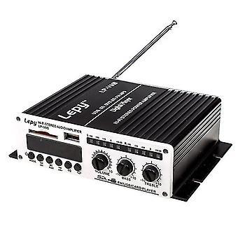 Lepy LP-V9S 2 x 20W 2CH Hi-Fi Stereo Digitale Versterker Voor DVD CD FM MP3