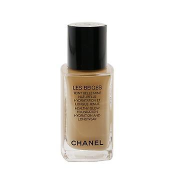 Chanel Les Beiges Teint Belle Mine Naturelle Healthy Glow Hydration And Longwear Foundation - # B50 30ml/1oz