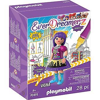 Playmobil - Everdreamerz 70473 Viona - Tegneserieverden