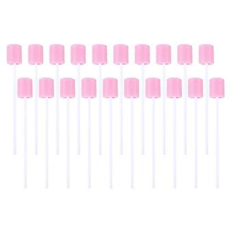 200kpl mautonta kertakäyttöistä pehmeää vaaleanpunaista käytännöllistä