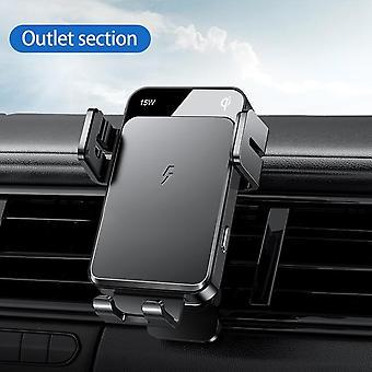 Air Vent Mount Stand Strong Sucker Dashboard Mount Universelle Unterstützung für iPhone SAMSUNG in Auto Stand