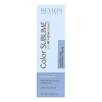 Tinte Permanente Revlonissimo Color sublime Revlon Nº 10 (75 ml)