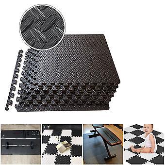 Блокировка плитки Защитные напольные покрытия Eva Пенопластовые маты