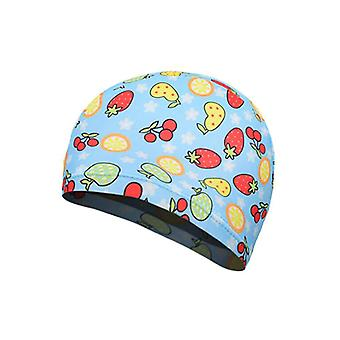 Variable Color Kids Swimming Caphat Bath Caps For 2-8 Boys Girls