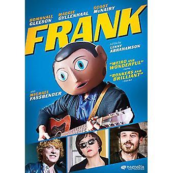 Frank [DVD] USA import