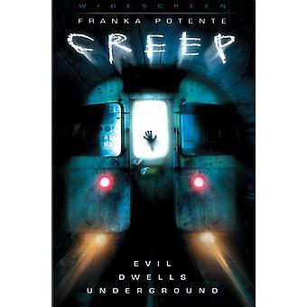 Creep [DVD] USA import