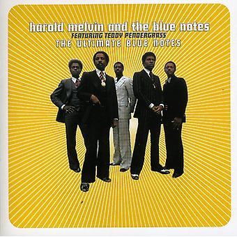 Harold Melvin & Blue Notes - Ultimate Blue Notes [CD] USA import