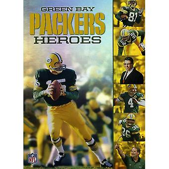 NFL Green Bay Packers Heroes [DVD] USA import