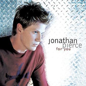 Jonathan Pierce - For You [CD] USA import