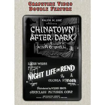 Chinatown After Dark (1931)/Night Life in Reno (19 [DVD] USA import
