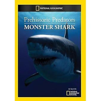 Prehistorische roofdieren: Monster Shark [DVD] USA importeren