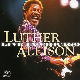 Luther Allison - bor i Chicago [CD] USA import