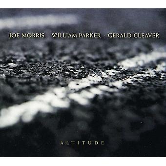 Morris/Parker/Cleaver - Altitude [CD] USA import