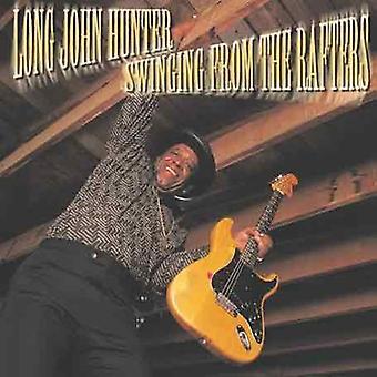 Lang John Hunter - svingende fra sperrer [DVD] USA import