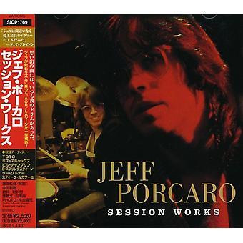 Jeff Porcaro - importation USA Jeff Porcaro Session œuvres [CD]