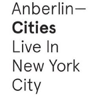 Anberlin - Cities: Live in New York City [CD] USA import