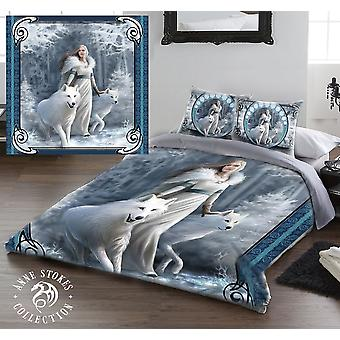 Winter guardians - duvet covers set / uk king / us queensize