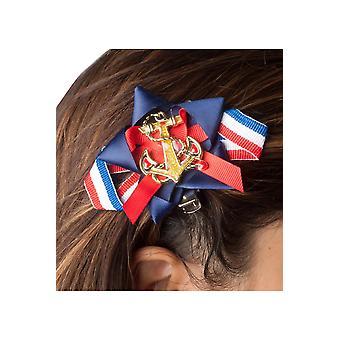 Pasadores de pelo marinero de mujer accesorios de cabello o shoeclips con arcos