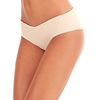 Secret Weapons SW-011 Women's Nudi Knickers Nude Invisible Hipster