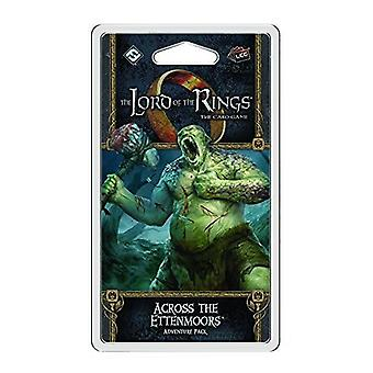 Lord of the Rings LCG Across the Ettenmoors Adventure Pack Card Game