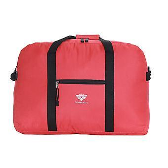 Slimbridge Tarbet 55 cm cabine goedgekeurd tas, rood