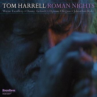 Tom Harrell - Roman Nights [CD] USA import