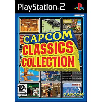 Capcom - Classic Collection (PS2) - New Factory Sealed
