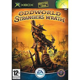 Oddworld Strangers Wrath (Xbox) - New
