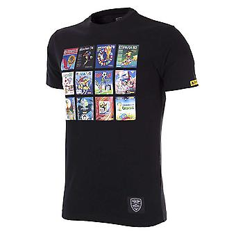 Panini Heritage FIFA World Cup Collage T-shirt (Black)