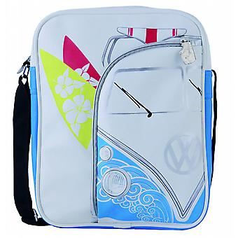 Bolsa de Ombro VW Transporter Camper Van Retro Flight - Surfer