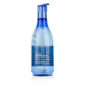L'oreal职业赛式意甲专家 - 感性粘液舒缓皮肤保护剂洗发水 - 500ml/16.9oz