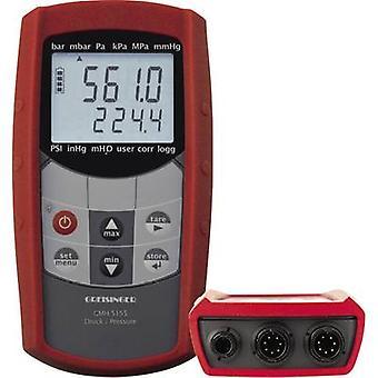 Greisinger GMH5155 Pressure gauge Air pressure 0 - 1000 bar