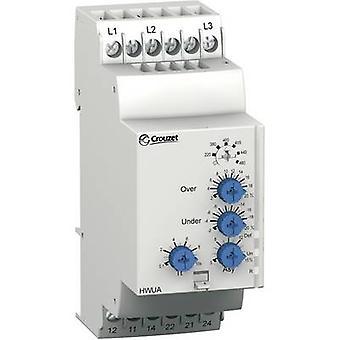 Crouzet 84873026 HWUA Phase Monitoring Relay