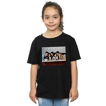Vänner flickor grupp foto Milkshakes T-Shirt