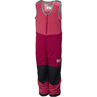 Helly Hansen Boys & Girls Vertical Insulated Warm Bib Pants