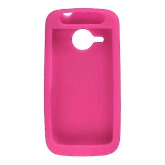 5 Pack -Wireless Solutions Silicone Gel Skin Case for HTC Eris Droid (Watermelon)