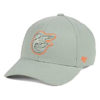 Baltimore Orioles MLB 47 marque Gray Pop chapeau réglable