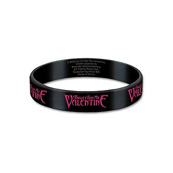 Bullet For My Valentine Wristband and Keyring Logo venom new official Gift set