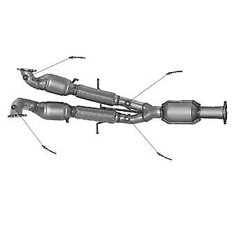 Benchmark BEN3583 Direct Fit Catalytic Converter (Non CARB Compliant)