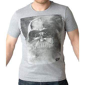 Star Wars Darth Vader grå T-Shirt t-skjorte