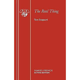 The Real Thing (ny upplaga) av Tom Stoppard - 9780573016370 bok