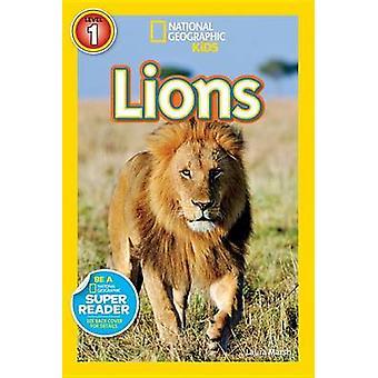 Lions av Laura Marsh - 9781426319396 bok
