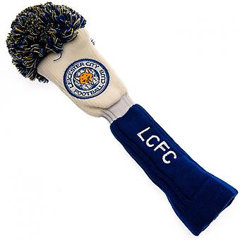Leicester City FC Official Driver Pompom Headcover