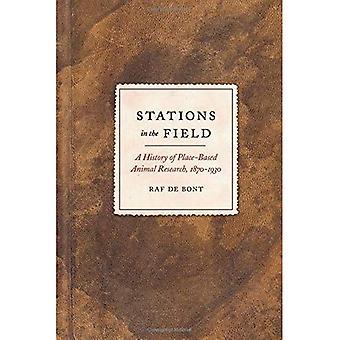 Stasjoner i feltet: en historie om sted-baserte dyr forskning, 1870-1930