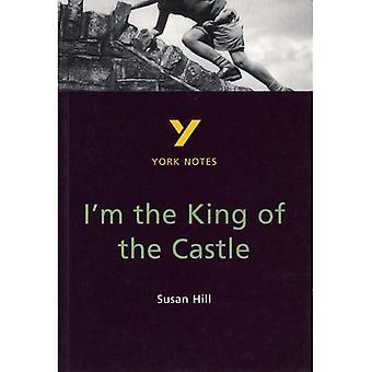 York Notes sur de Susan Hill, que je suis le roi du château (York Notes)
