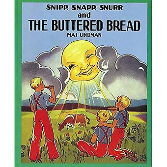 Snipp, Snapp, Snurr og smurte brød