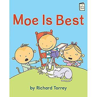 Moe Is Best (I Like to Read)
