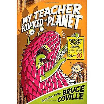 Mon professeur a raté la planète (mon professeur)